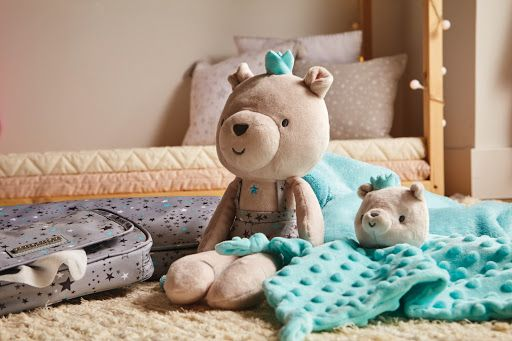 Peluche oso Stories Tuc Tuc